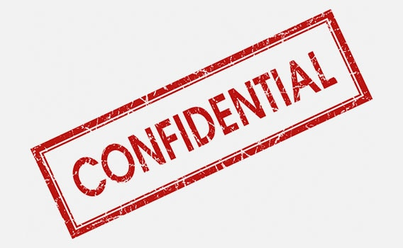 Confidentiality and Security Breech