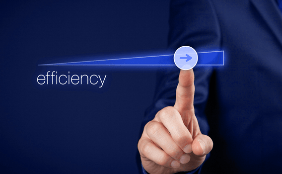 Increased Efficiency Maximization